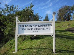 Our Lady of Lourdes Church Cemetery