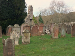 Anwoth Old Churchyard