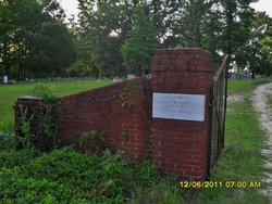 Sansbury Cemetery