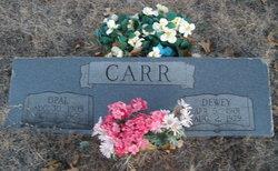 Opal <i>Webb</i> Carr