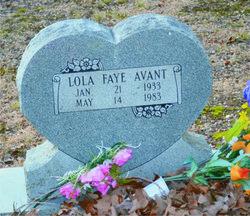 Lola Faye Avant