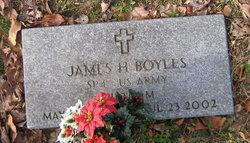 James H. Boyles