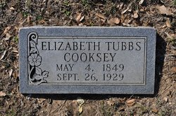 Elizabeth Hensen <i>Tubb</i> Cooksey