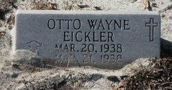 Otto Wayne Eickler