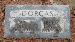 Ione B <i>McClard</i> Dorcas