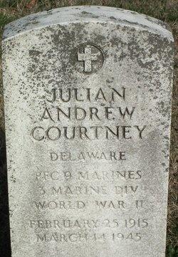 PFC Julian Andrew Courtney