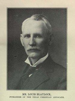 Louis Blaylock