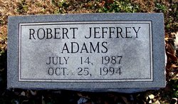 Robert Jeffrey Adams