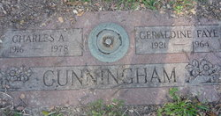 Geraldine Faye <i>Coward</i> Cunningham