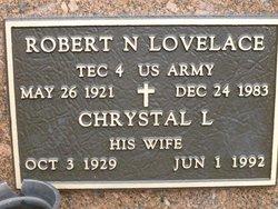 Robert Newell Lovelace