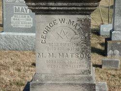 George Washington Matson