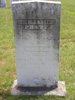 Sarah <i>Mower</i> Pratt