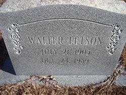 Walter E Letson