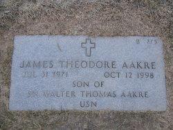 James Theodore Aakre