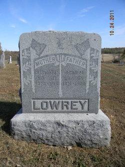 Charlotte Moriel <i>Williams</i> Lowrey