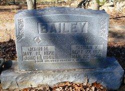 Susan V. Bailey