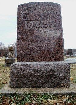 Rev John Edwin Darby