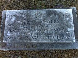 Jacob T Baxley