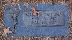 Pauline James