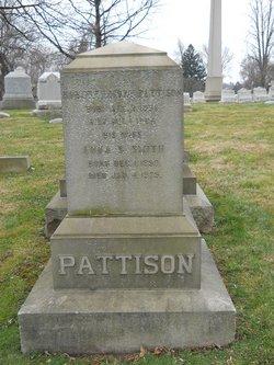 Anna Barney <i>Smith</i> Pattison