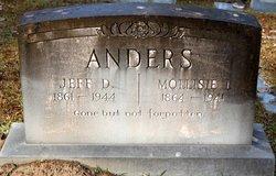 Jefferson Davis Jeff Anders