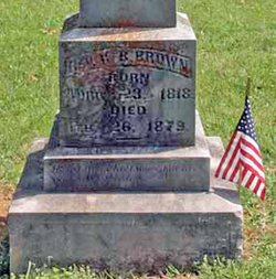 Rev William B. Brown