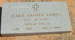 Elmer Arthur Kubitz
