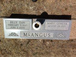Billy Dan McAngus