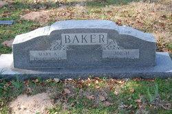 Mary Arabelle <i>Ingram</i> Baker
