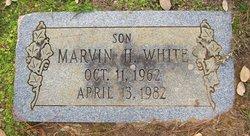 Marvin H White