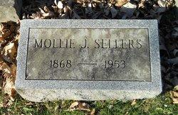 Mollie <i>Jones</i> Sellers