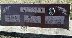 Rose E. Allred