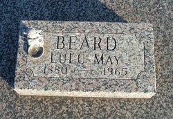 Lula May <i>Ruggles</i> Beard