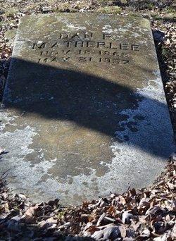 Daniel R. Matherlee