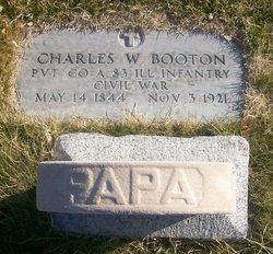 Charles Wesley Booton