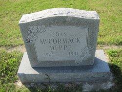 Joan <i>McCormack</i> Deppe