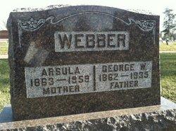 Arsula <i>Smith</i> Webber