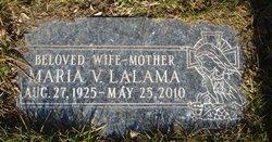 Maria V. <i>Pelino</i> Lalama
