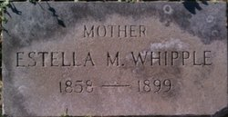 Estella Morrell <i>Ames</i> Whipple