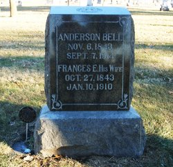 Pvt Anderson Bell
