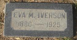 Eva May <i>Kinder</i> Iverson