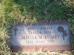 Janella M. <i>Knaack</i> Kosary