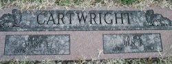 Benjamin Franklin Cartwright