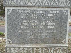 Thomas James Baker