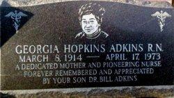 Georgia Hopkins Adkins