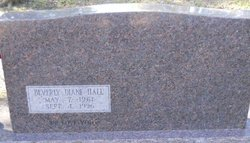 Beverly Diane Hall