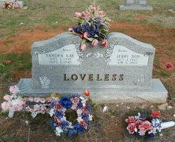 Jerry Don Loveless