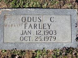 Odus C Farley