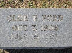 Cloe <i>Farley</i> Ford