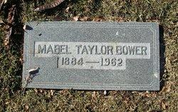 Mabel <i>Taylor</i> Bower